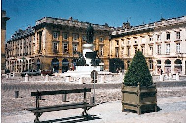 Place ryale de Reims